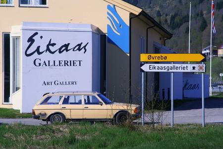 Eikaasgalleriet på Ålhus i Jølster