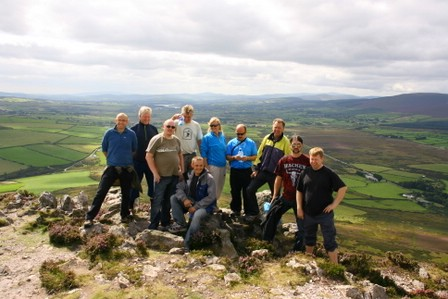 Avinet at Great Sugarloaf Mountain