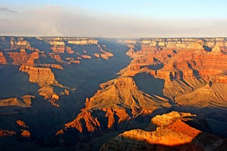 Grand Canyon sett frå Mather Point