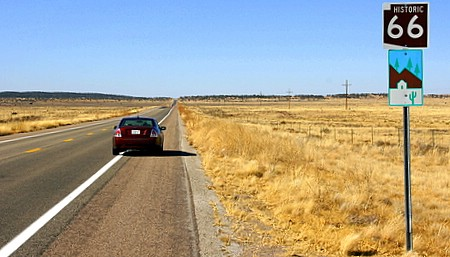 Roadtrip on Route 66