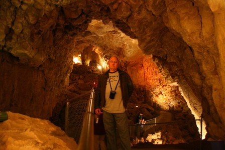 Idar i Grand Canyon Caverns