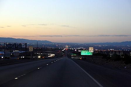Utkanten av Las Vegas