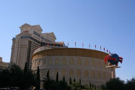 Caesars Palace og Forum Romanum, Las Vegas