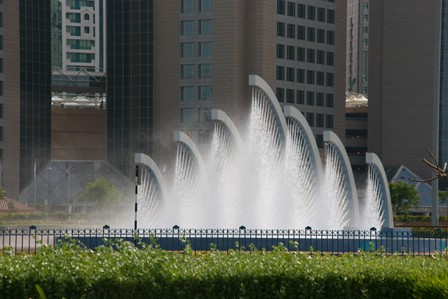 Fontene ved Corniche