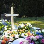 Siste kvilestaden din
