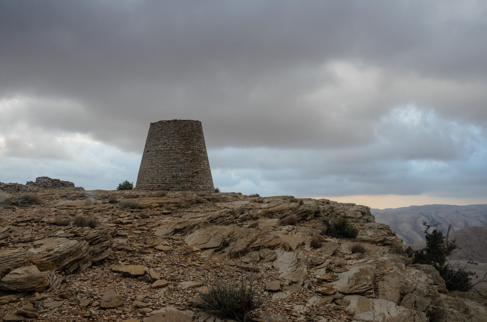 Burooj Kibaykib – gravene ved Al Jaylah