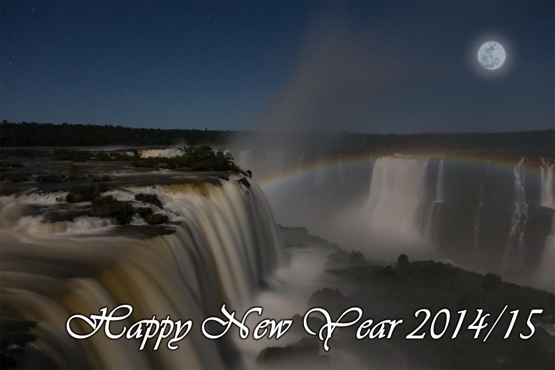 Happy New Year 2014/15