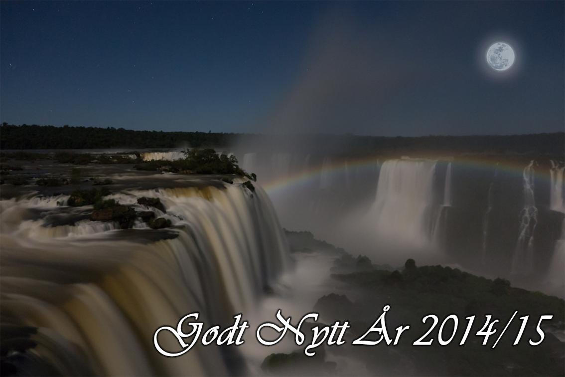 Godt Nytt År 2014/15