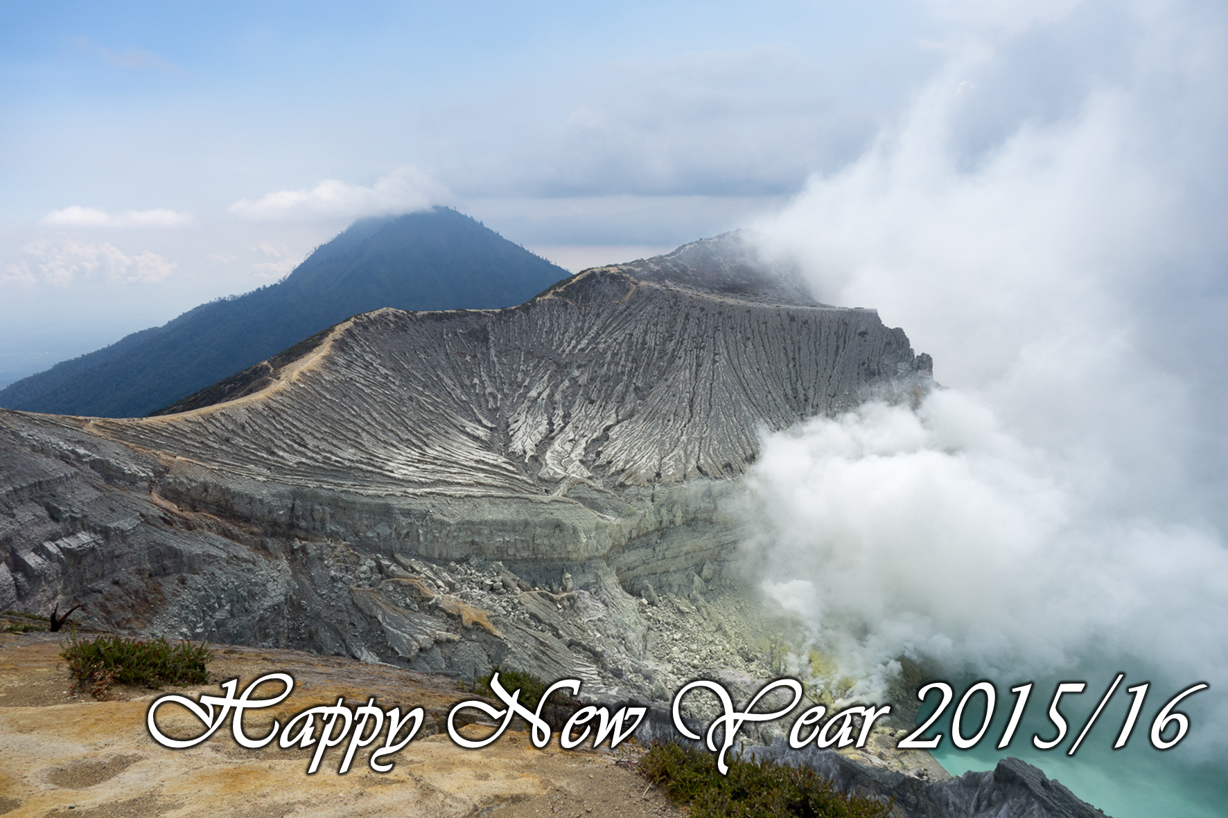 Happy New Year 2015/16
