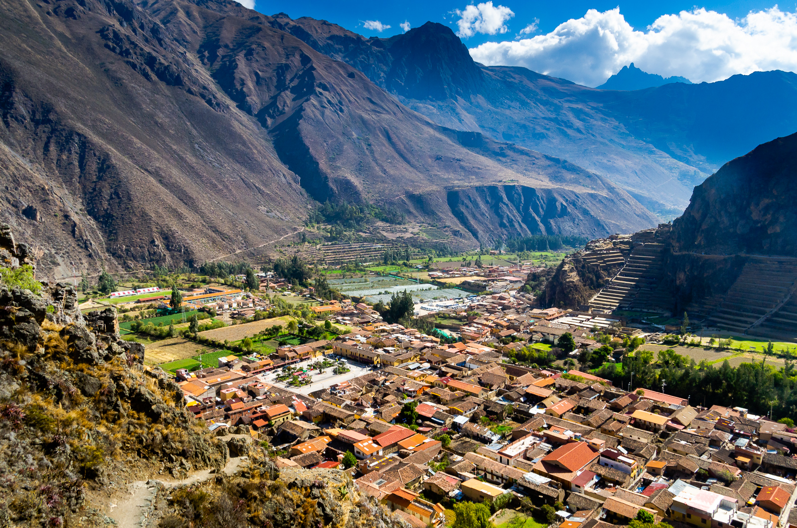 Ollantaytambo: The Perfect Stopover in the Sacred Valley