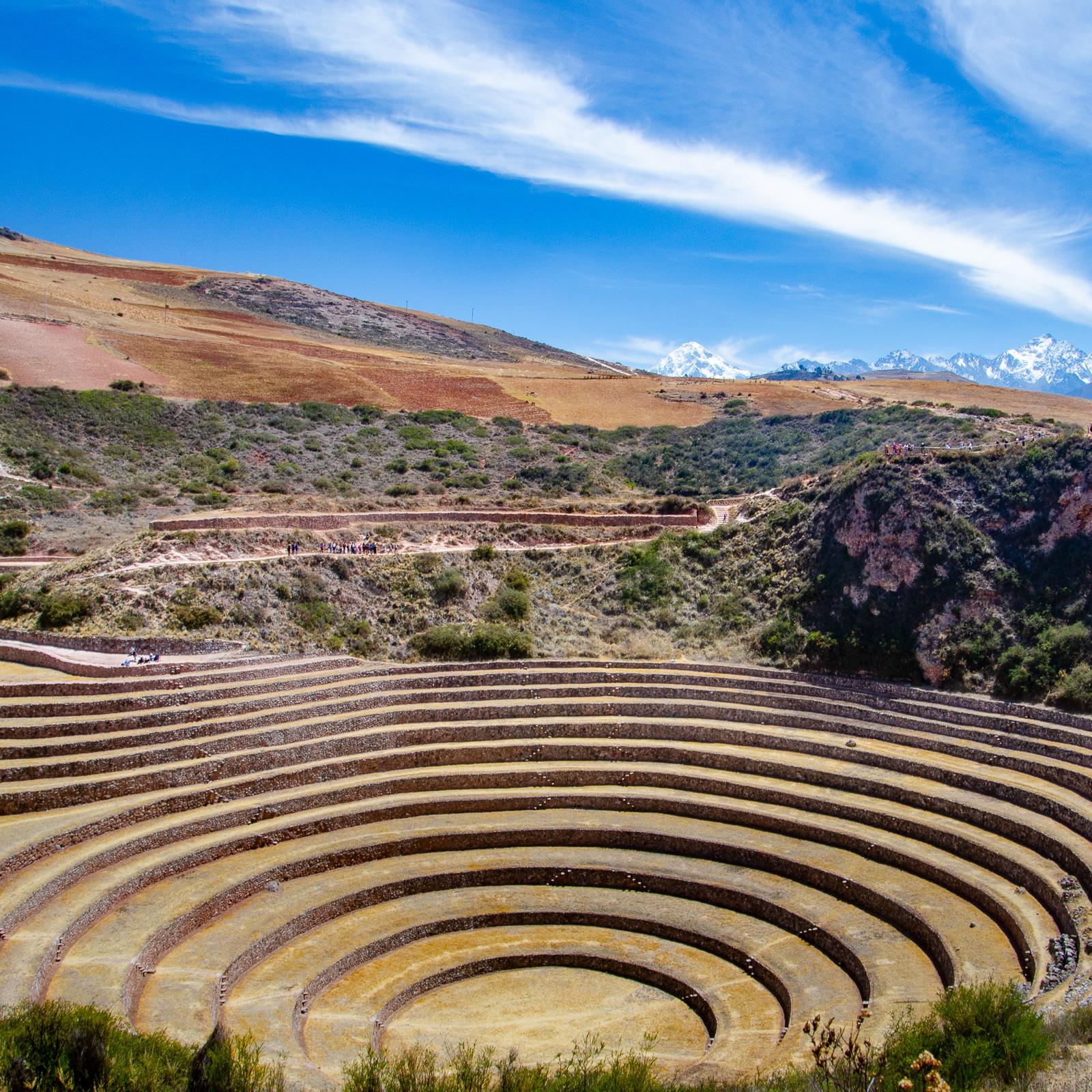 The Hidden Purpose of the Inca Ruins at Moray