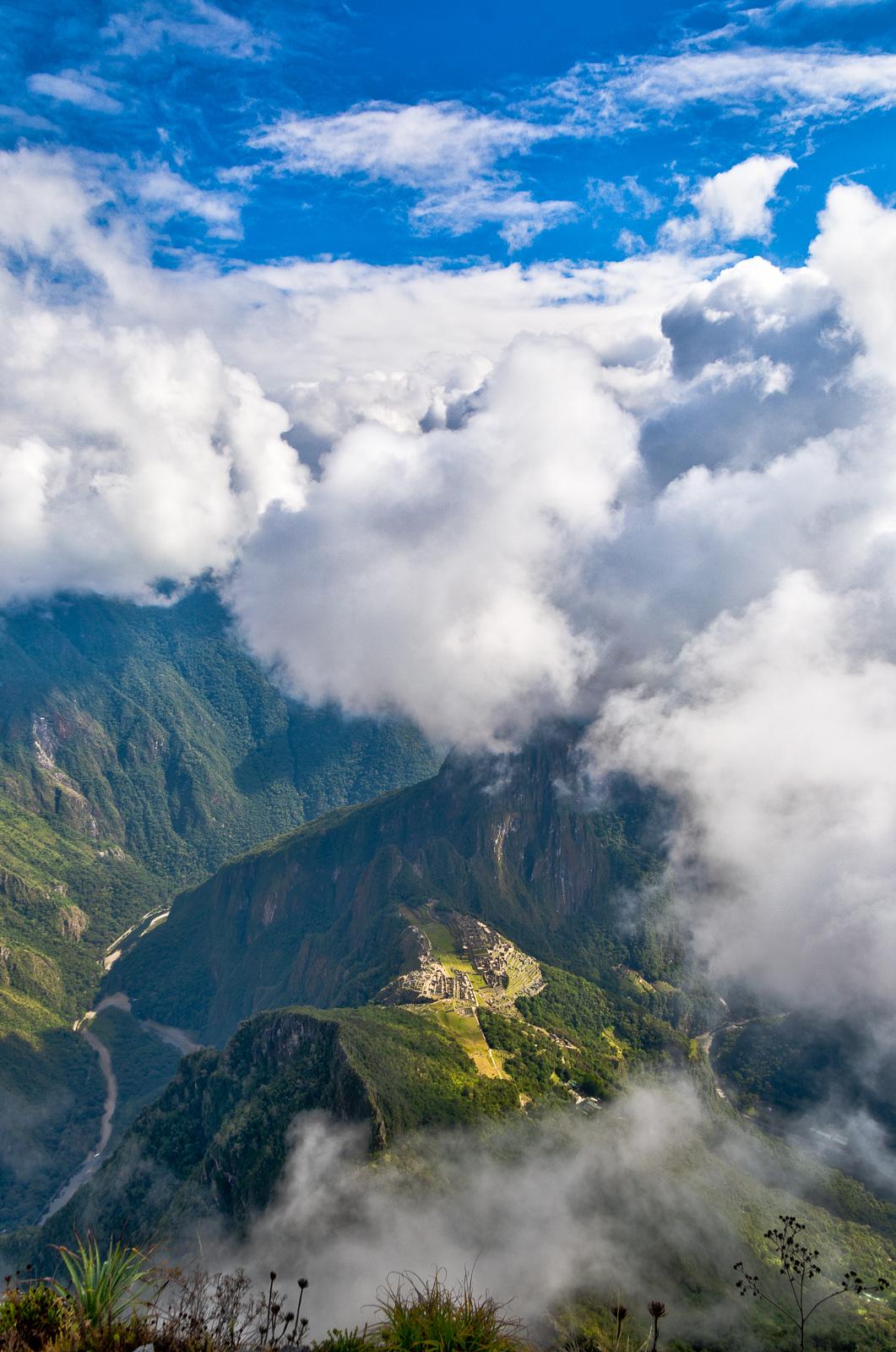 A Contemplative Walk in the Clouds