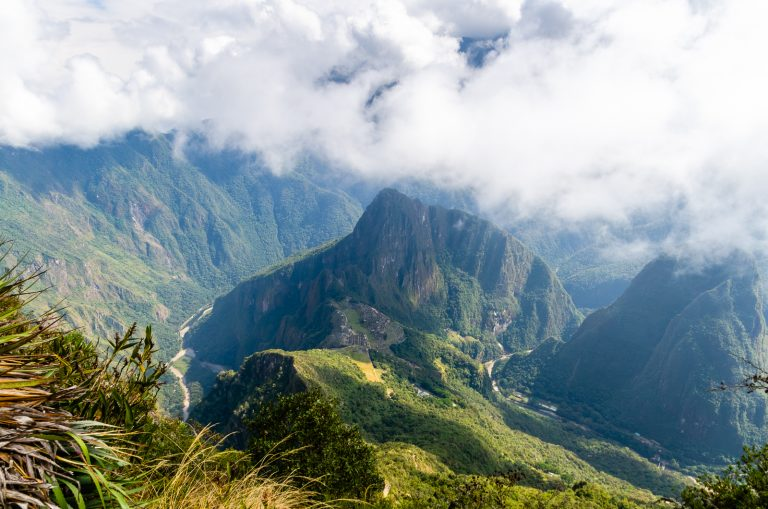 Thoughts on what Mountain to Climb at Machu Picchu