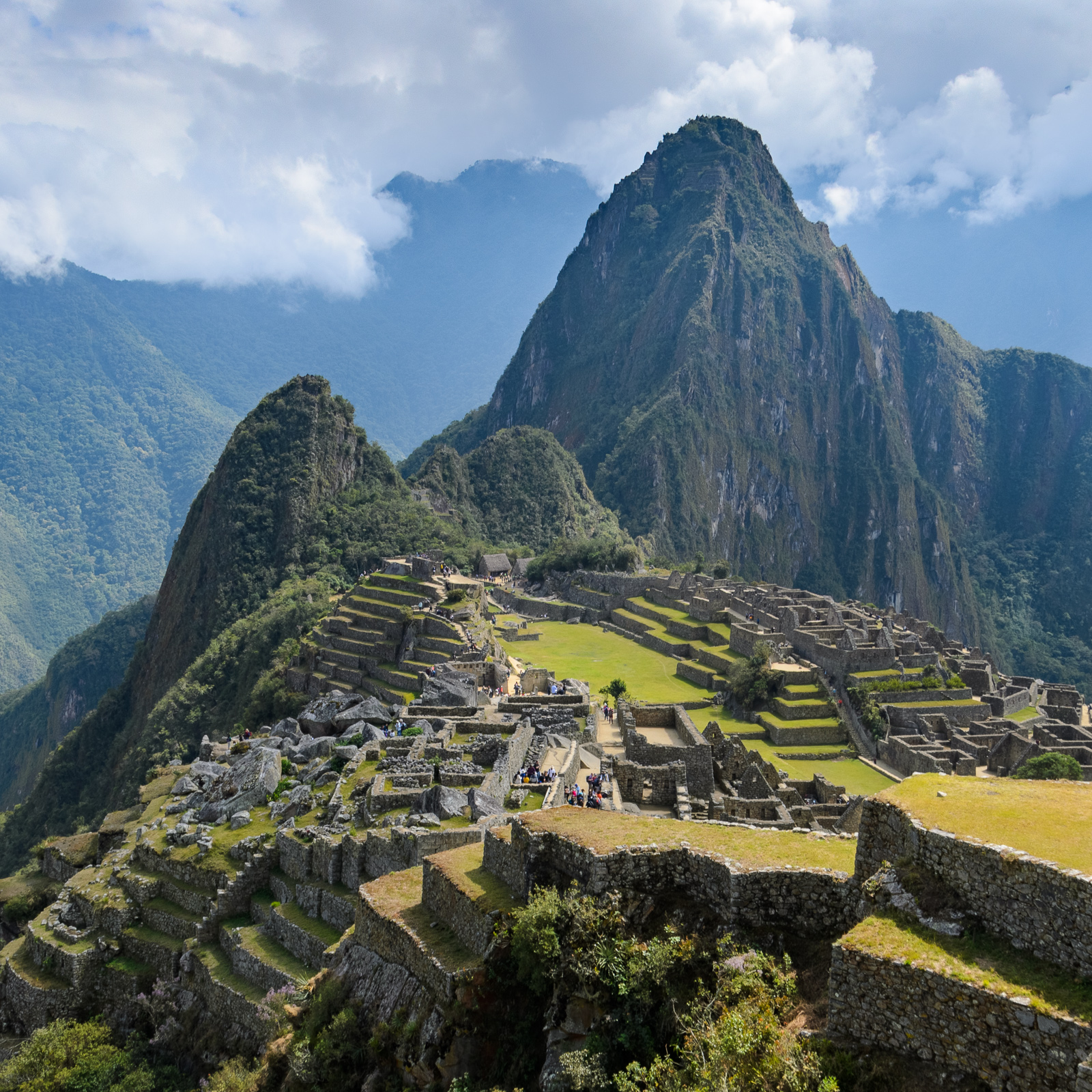 Useful Notes on Getting to Machu Picchu