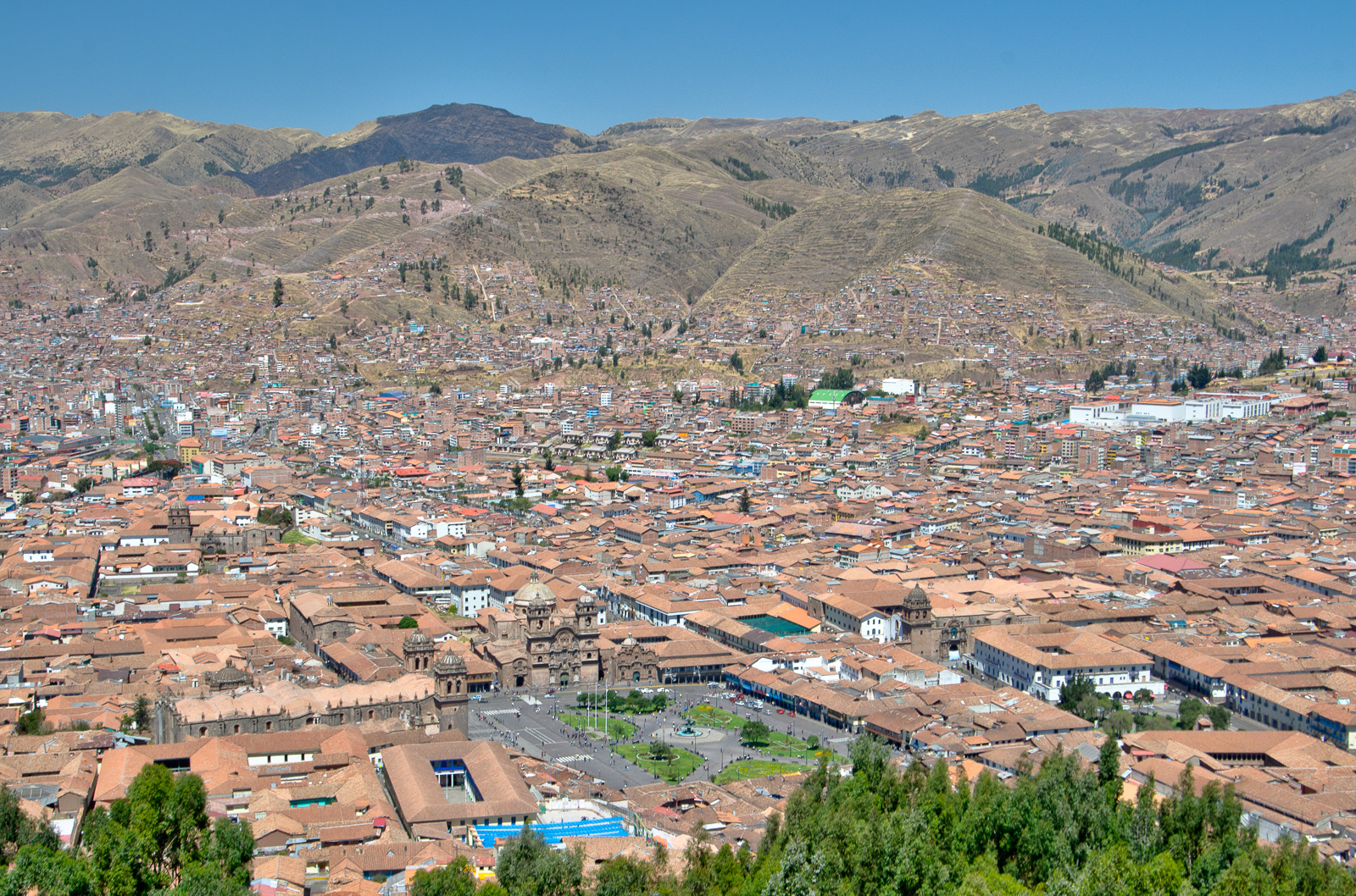 Good to know about the altitude in Cusco